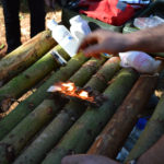 bushcraft course england