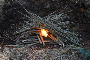 bushcraft course UK