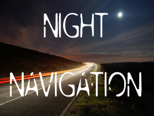 Night Navigation North Wales
