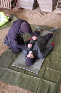 outdoor first aid course North Wales