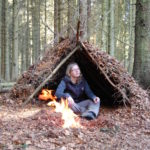 The first of our bushcraft courses for 2013!