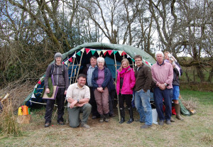 foraging course north wales