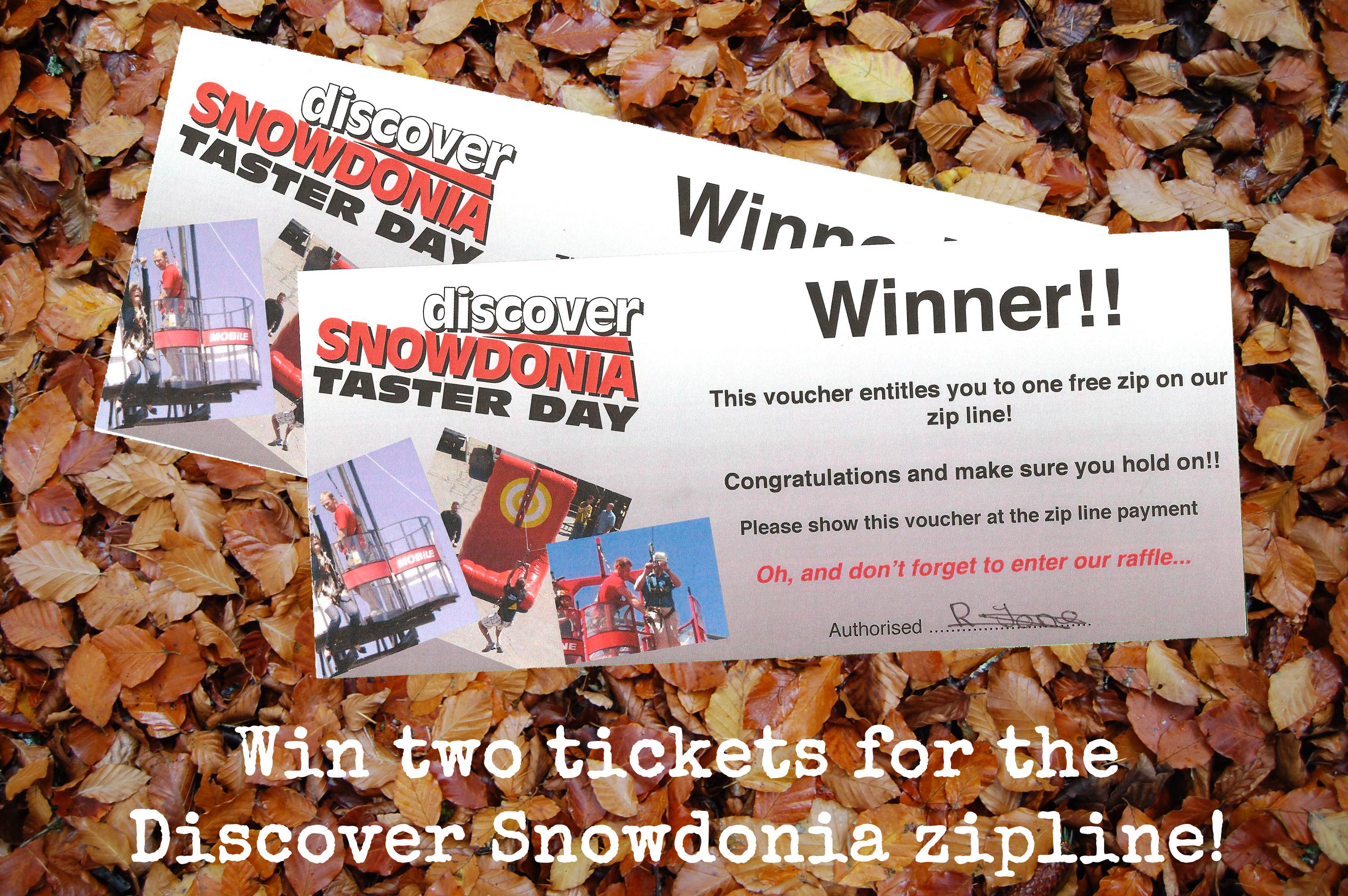 Discover Snowdonia festival