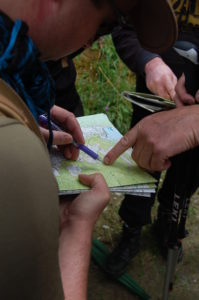 navigation course uk