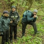 Foraging Course Report, May 2015