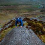 training for Tromso Skyrace