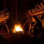 bushcraft survival course wales