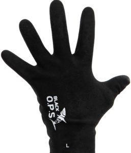 tough outdoor waterproof glove