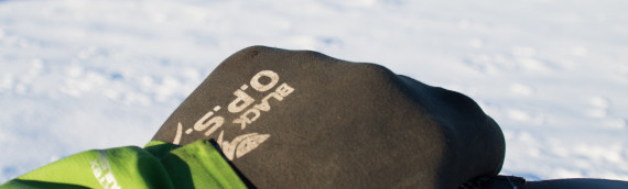 Darkfin Black O P S Glove Review