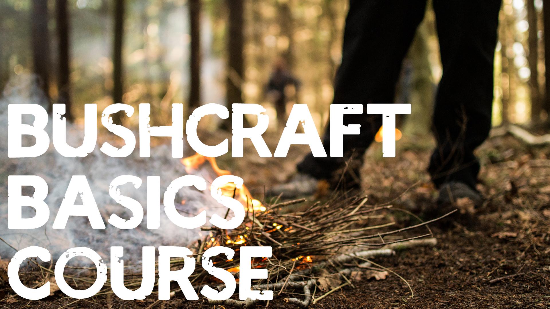bushcraft basics course wales north wales snowdonia