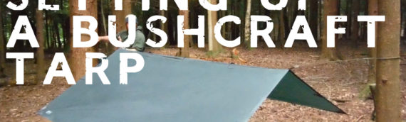 VIDEO: How to rig a tarp