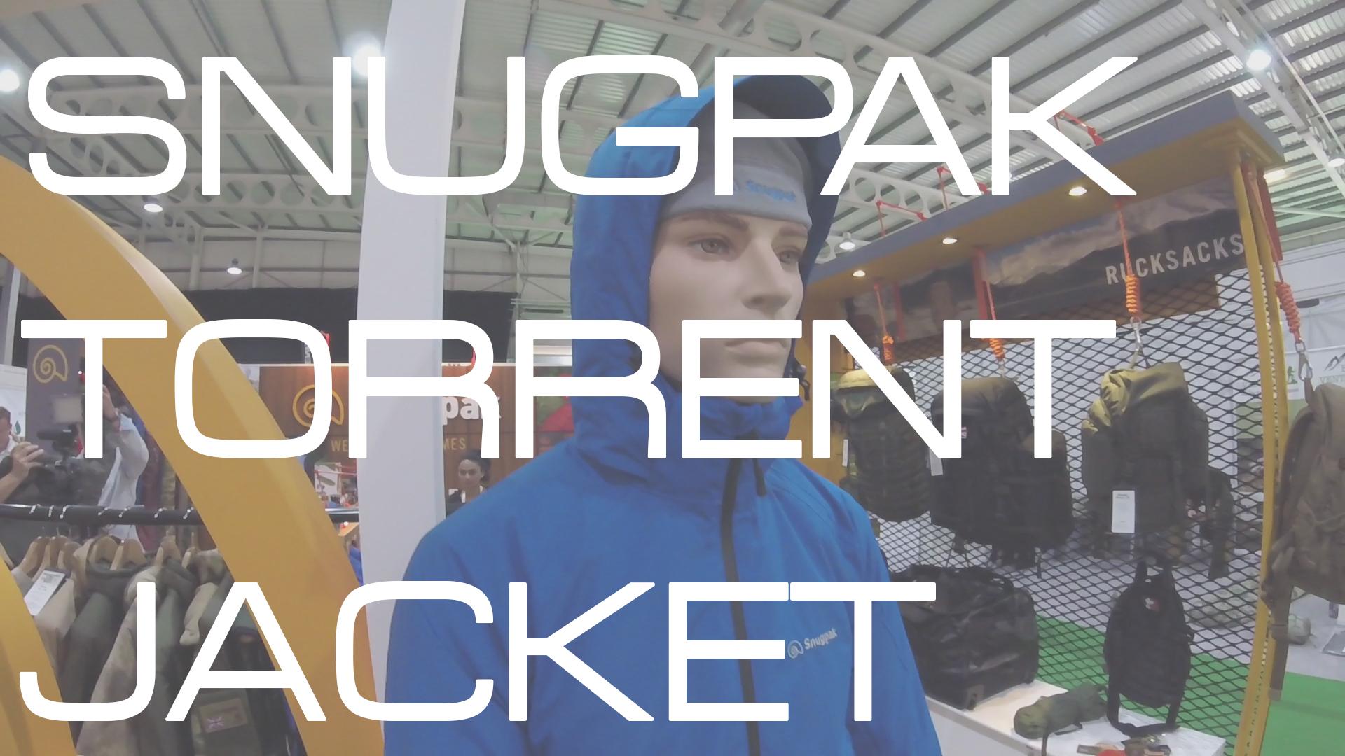 Snugpak waterproof jacket
