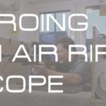 VIDEO: How to zero an airgun scope
