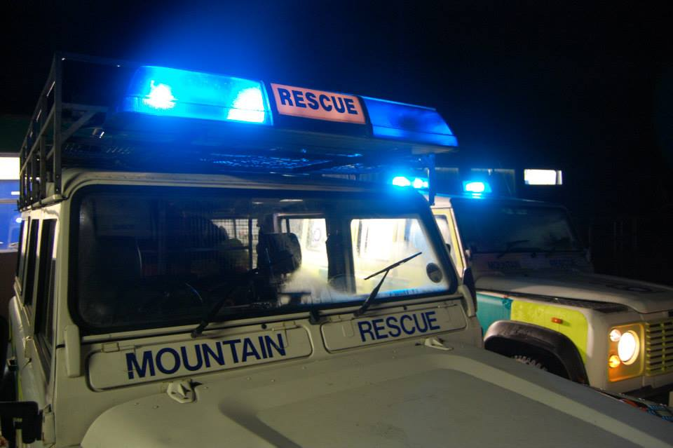 north wales mountain rescue