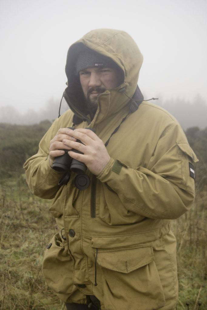 fortis clothing sas waterproof smock review