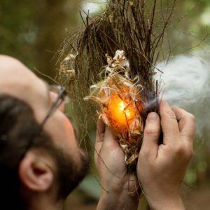 natural tinder bushcraft