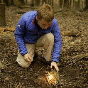 bush craft course