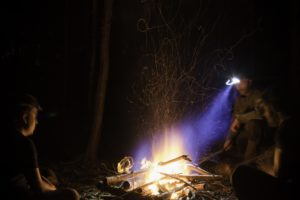 uk bushcraft survival course