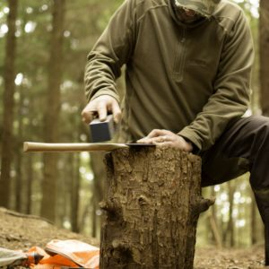 wales bushcraft course