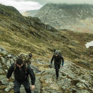 snowdonia survival course