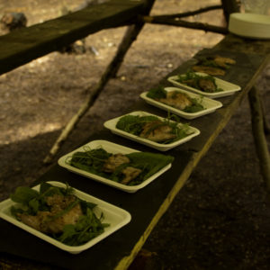 camp cooking course