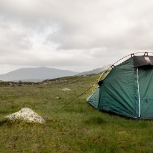 wild camping course