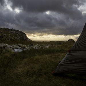 uk wild camp