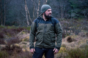 helikon-tex windproof fleece