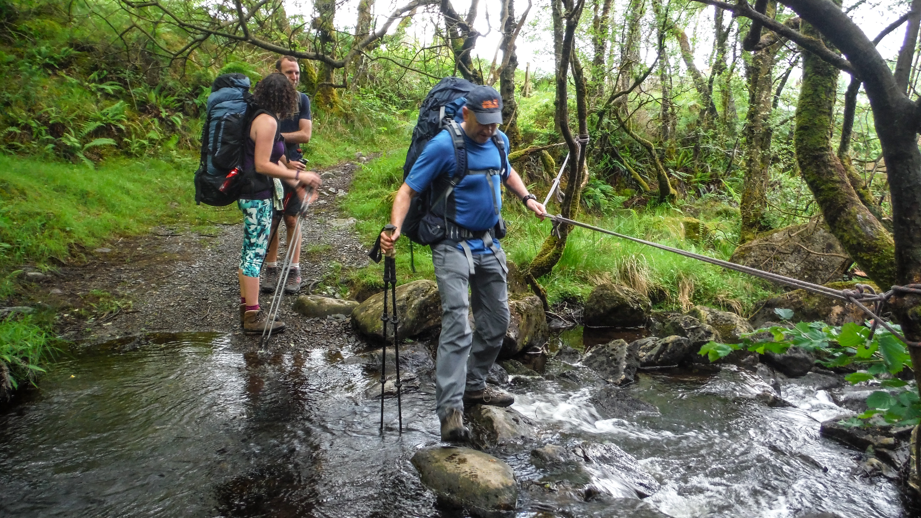 Mountain Wild Camping Weekend in Snowdonia with Original ...
