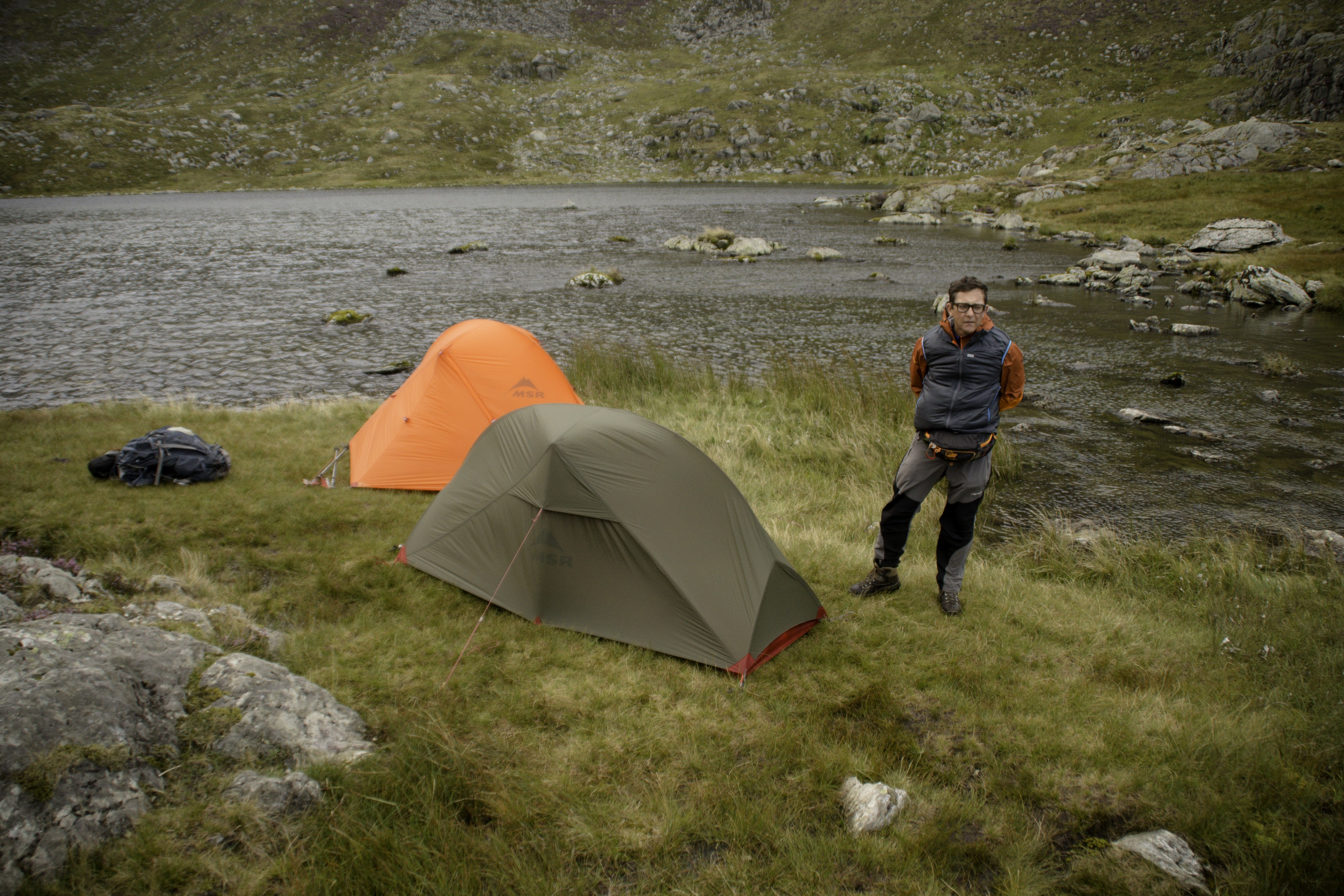UK Wild Camping Rules
