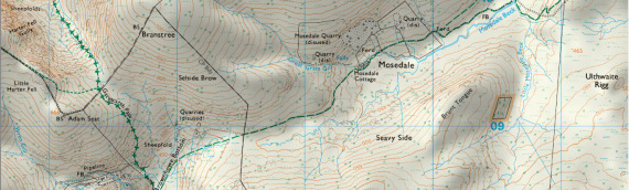 No.3 – Mosedale Bothy