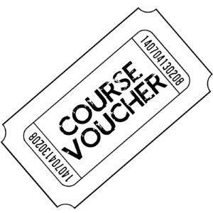 outdoor course gift voucher