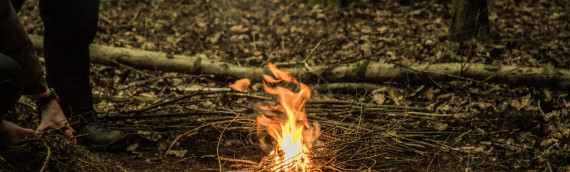 Bushcraft Basics Course Report, March 2015