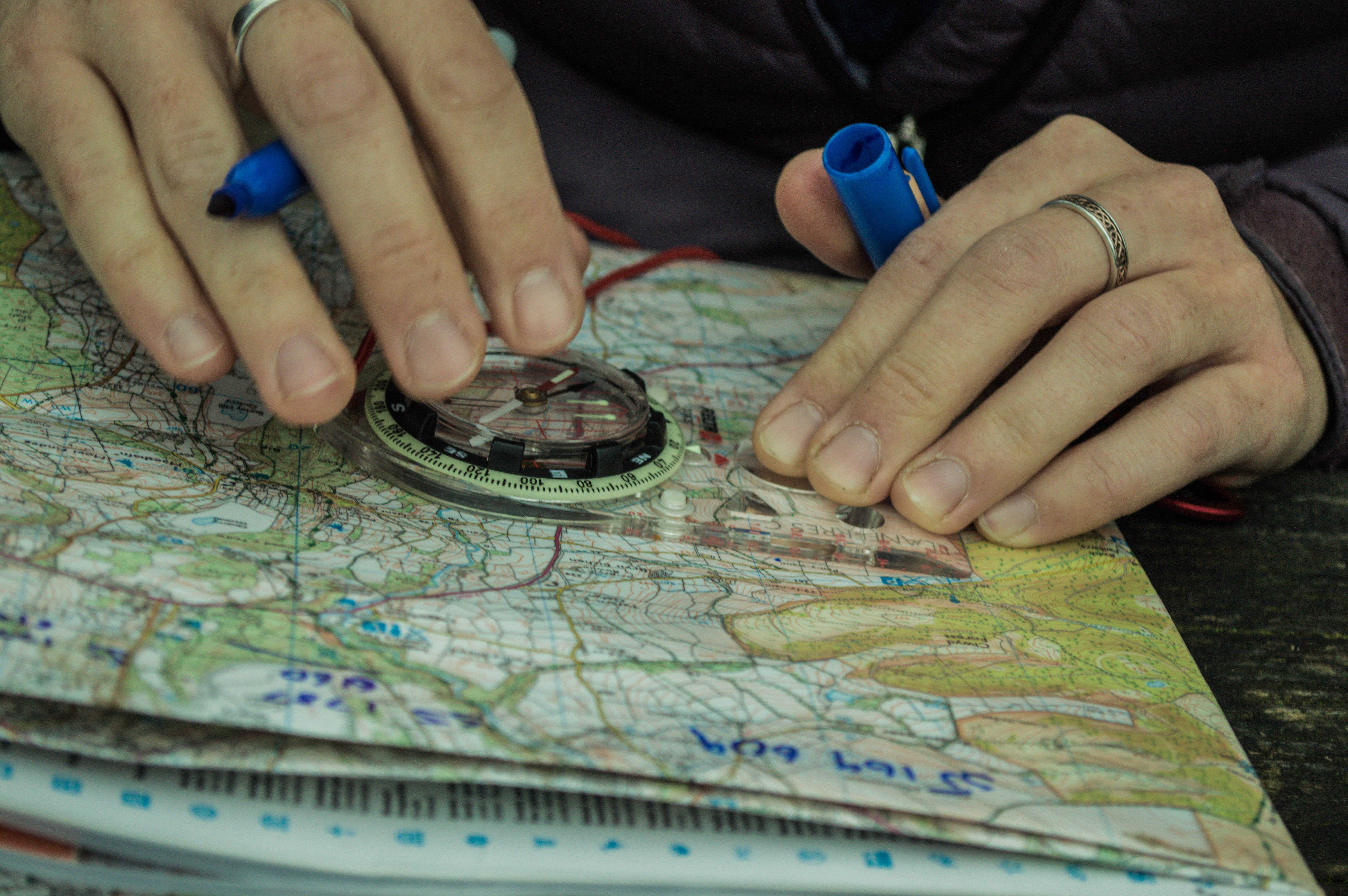 Basic Outdoor Navigation Course