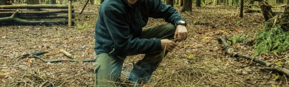 Bushcraft Basics Course Report, May 2015