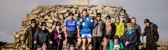 RSBC on Ben Nevis – with Jon Culshaw