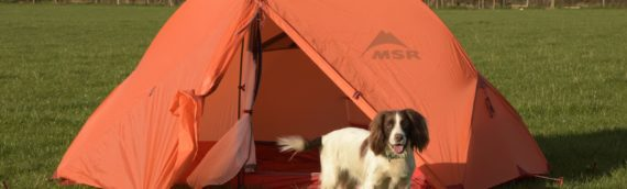 UKH Review – MSR Access 2 Tent