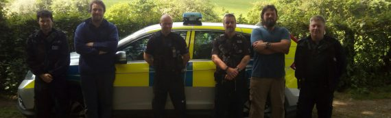 Tracking Training and Awareness with North Wales Police