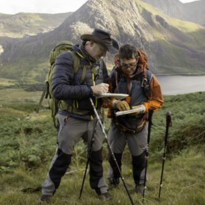 mountain navigation course