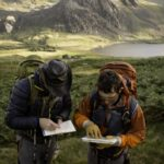 Mountain navigation training