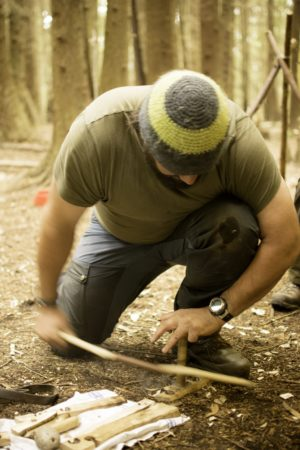 richard prideaux bushcraft
