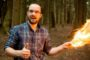 bow drill fire