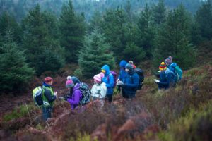 uk mountain navigation course