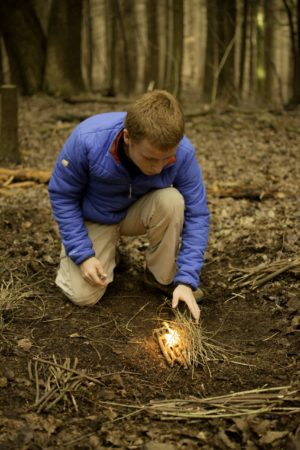 bush craft course