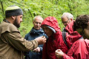 foraging training course