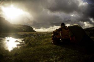 uk wild camping