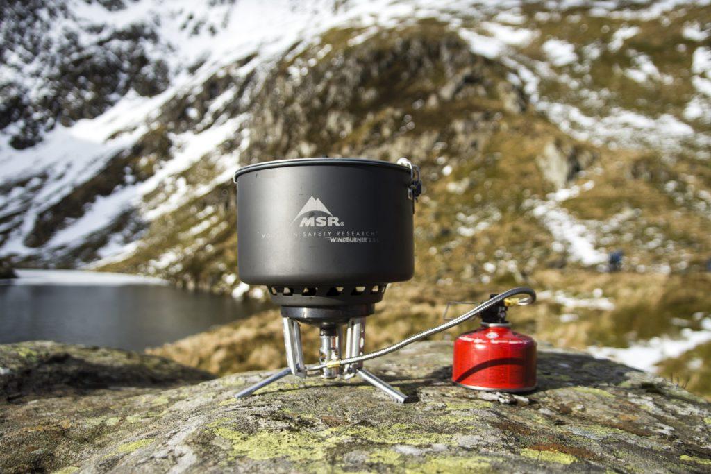 msr wind burner stove review