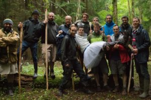 stag party bushcraft
