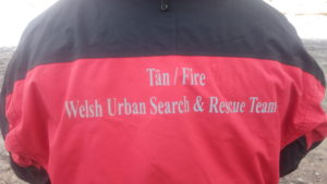 wales urban sar team