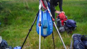 wild camping water filter